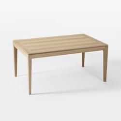 Table design bois BUZZ fabriquée en France