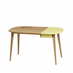 Bureau design en bois made in France Julie GAILLARD LATITUDE