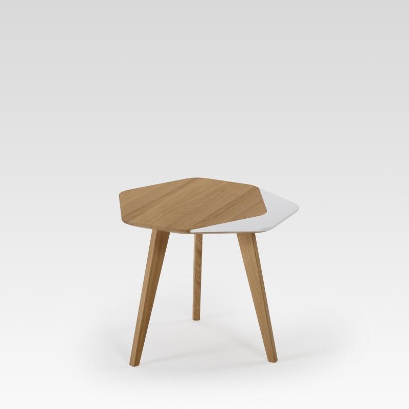 petite table basse flo amobois. Black Bedroom Furniture Sets. Home Design Ideas