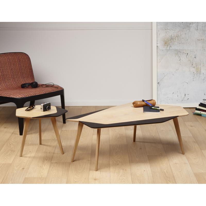 table basse bois made in france. Black Bedroom Furniture Sets. Home Design Ideas