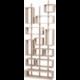 Bibliothèque design et modulable en bois 3 MATS de Drugeot