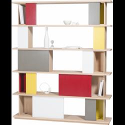 Bibliothèque design et modulable COMPO