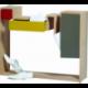 Table console au design déstructuré en bois GLYCINE