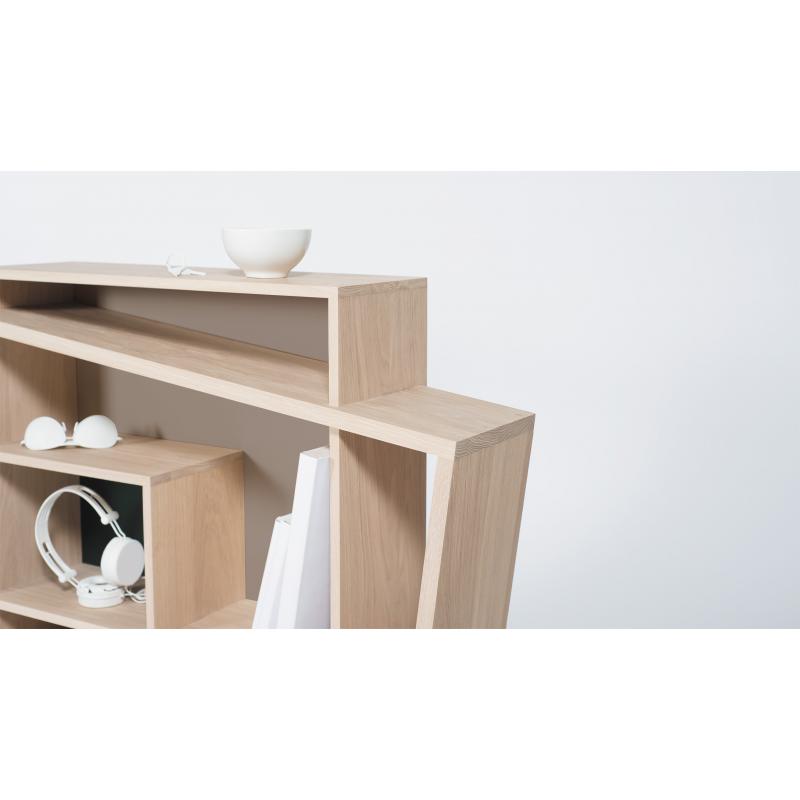 console au design scandinave et d cal personnalisable en bois isboa. Black Bedroom Furniture Sets. Home Design Ideas