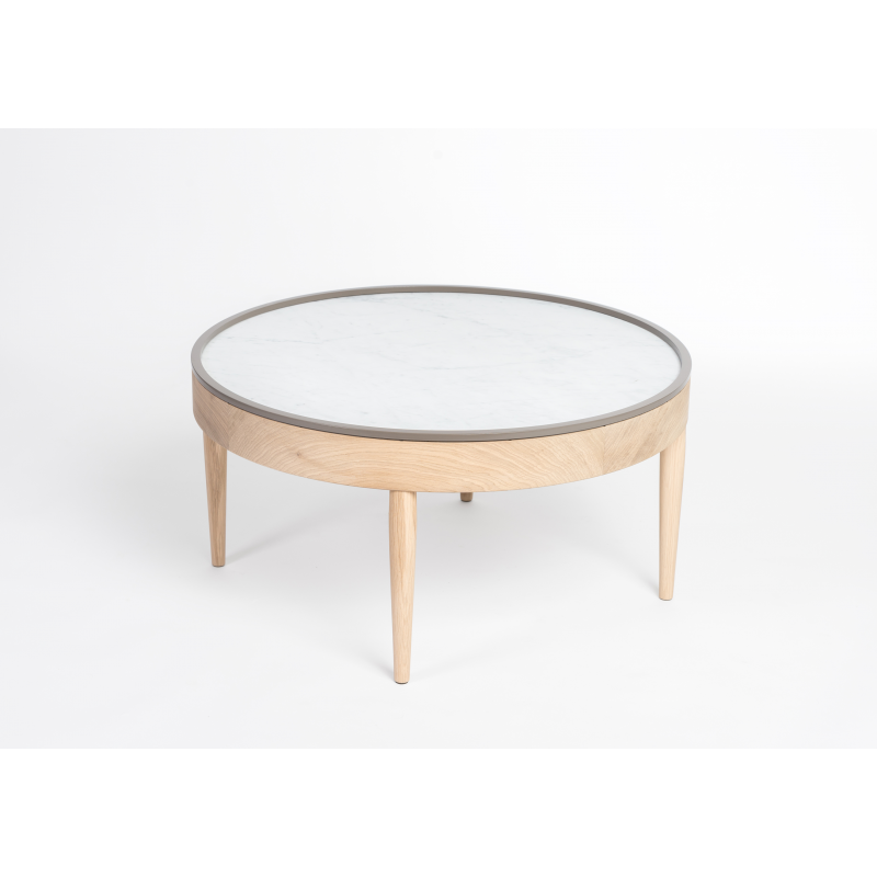Table basse bouillotte for Table basse personnalisable