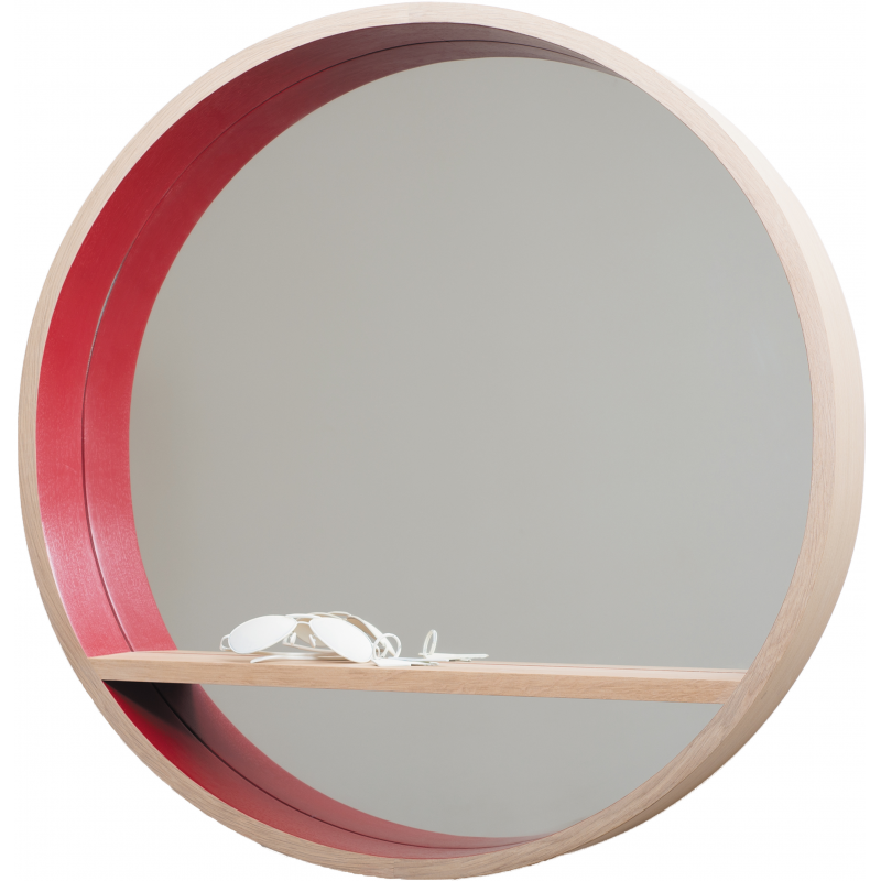 Miroir console d 39 entr e au design scandinave personnalisable for Miroir design entree