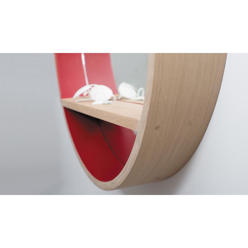 miroir console d 39 entr e au design scandinave personnalisable. Black Bedroom Furniture Sets. Home Design Ideas