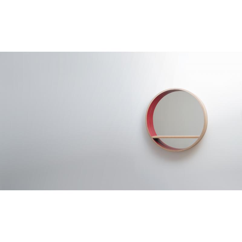 Miroir console d 39 entr e au design scandinave personnalisable for Miroir d entree design