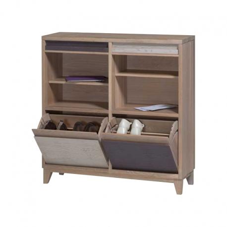 meuble de rangement en bois design modulable. Black Bedroom Furniture Sets. Home Design Ideas