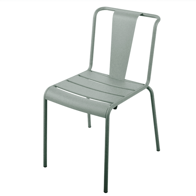 Chaise paname for Chaise de jardin en metal