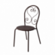 Chaise de jardin classique en fer forgé FLORÉALE