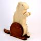Boîte à musique Marmotte