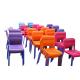 Chaise d'extérieur vintage de style jardin du Luxembourg en métal personnalisable LUTETIA