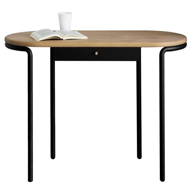 bureau m tal bois design mr mrs amobois. Black Bedroom Furniture Sets. Home Design Ideas