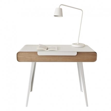 Bureau Métal Bois Design Kapriss Amobois