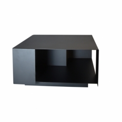 Table basse métal design Arlequin