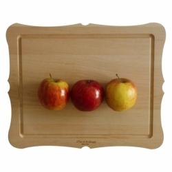 Planche à découper design en bois Art de la Découpe