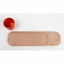 Planche à tapas design en bois Bistro