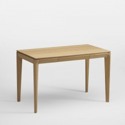 Table de bureau design en bois massif BUZZ