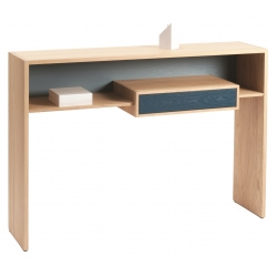 Console design en bois made in france MIXAGE