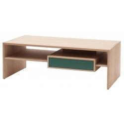 Table basse design en bois made in france MIXAGE