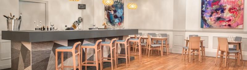 Restaurant avec meuble AMOBOIS